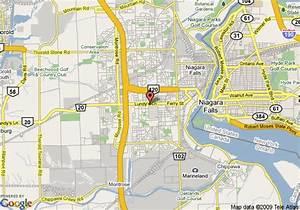 Map of Passport Inn Lundy's Lane, Niagara Falls