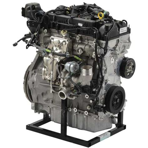 Ford 4 0l Engine Diagram Cyl by 2 0l I 4 Ecoboost Crate Engine Kit Part Details For M