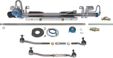 classic mustang tcp rack pinion steering kit