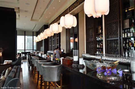 Bar Hotel by St Regis Bar Bangkok Refined Elegance Of Luxury Hotel