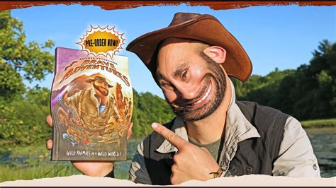 coyote Peterson falls off cliff and dies - YouTube