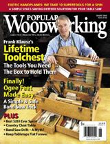 toolkit popular woodworking magazine