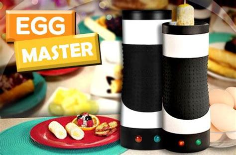 egg masters easy breezy cooking promo