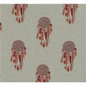Tissu Attrape Reve : tissu jersey imprim motifs vari s ~ Teatrodelosmanantiales.com Idées de Décoration
