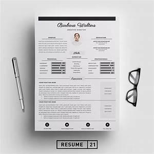 Creative Director Resume Template  Cv