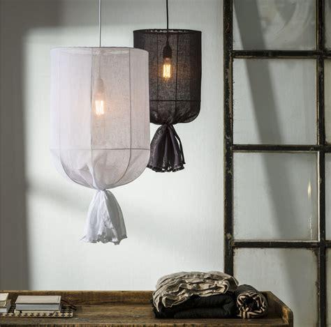 stor skira lampa taklampa tyglampa pr home sovrum
