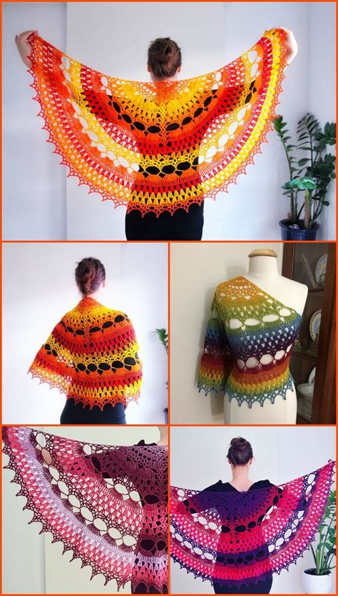 crochet shawl patterns  crochet patterns