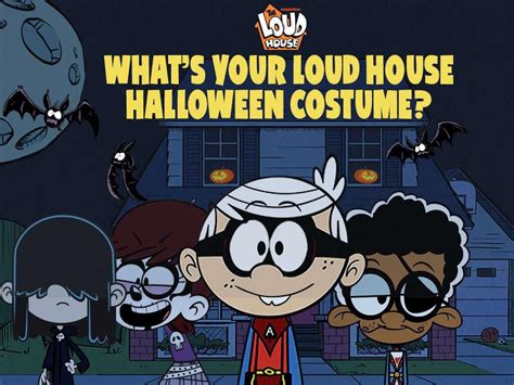 Image Whats Your Loud House Halloween Costume The
