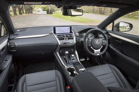 lexus wagon interior 2018 lexus nx 300 f sport review car review central