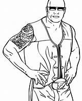 Sumo Coloring Wrestler Wrestling Adults Printable Getdrawings sketch template