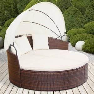 Fauteuil De Jardin Rond : canap de jardin rond modulable en r sine tress achat vente fauteuil jardin canap de ~ Teatrodelosmanantiales.com Idées de Décoration