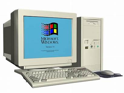 Pc Desktop Computer Retro Microsoft Personal Gaming