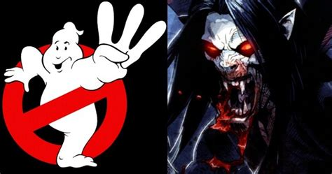 ghostbusters  morbius  living vampire  official