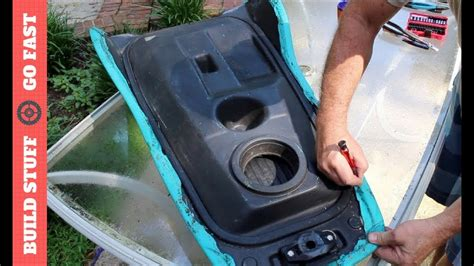 How To Replace Jet Ski Seat Cover