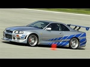 Nissan Skyline Fast And Furious : nissan skyline r34 gt r 2 fast 2 furious paul walker youtube ~ Medecine-chirurgie-esthetiques.com Avis de Voitures
