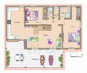 plan maison tropicale With plan maison tropicale gratuit
