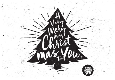 a very merry christmas tree vector download free vectors clipart graphics vector art