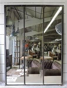 Grand Miroir Industriel : la d coration ~ Melissatoandfro.com Idées de Décoration