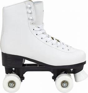 Patin A Roulette Vintage : roces blanc classic roller quad patins duma e sonhos ~ Dailycaller-alerts.com Idées de Décoration