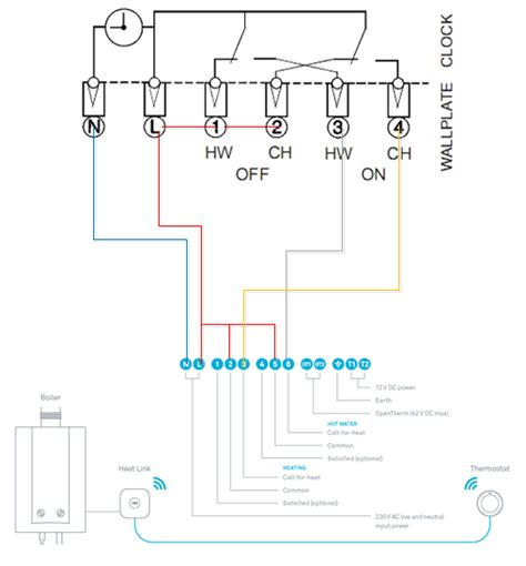acl lifestyle programmer wiring diagram diagram