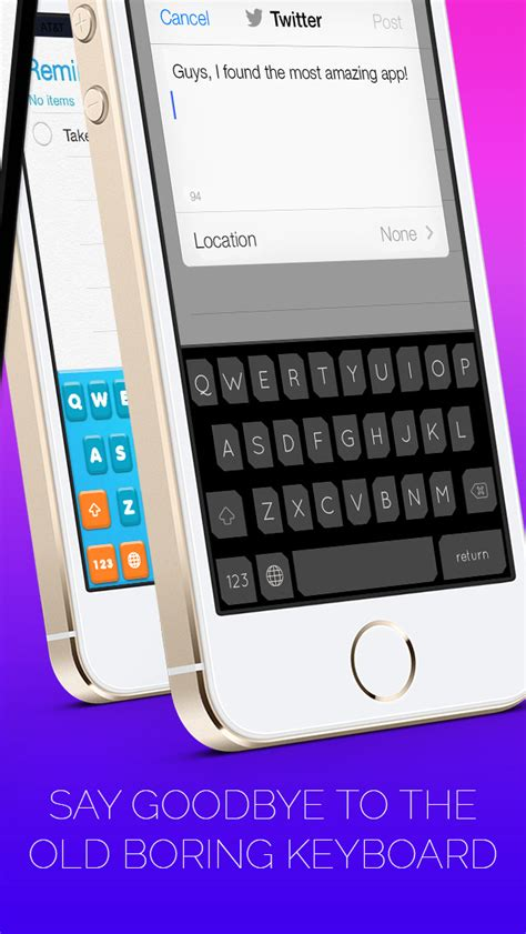 cool keyboards for iphone cool keyboards pro for ios 8 utilities productivity free