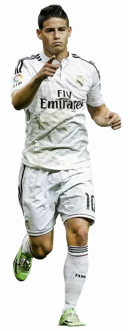 James Render Rodriguez Madrid Footyrenders