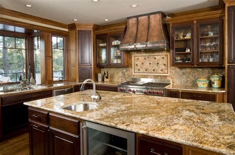 Kitchen Counters And Backsplash : 49 Contemporary High-end Natural Wood Kitchen Designs