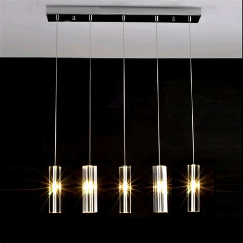hanging led light fixtures aliexpress com buy hanging dining room l led pendant