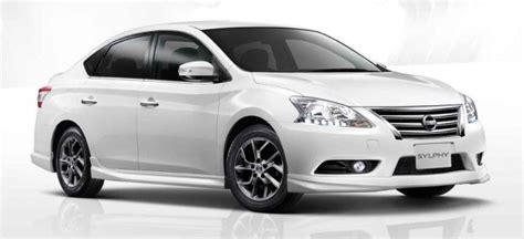 nissan sylphy nismo nissan sylphy sv bodykit black cabin for thailand