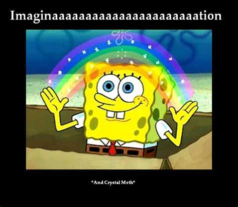 Memes Of Spongebob - spongebob imagination meme