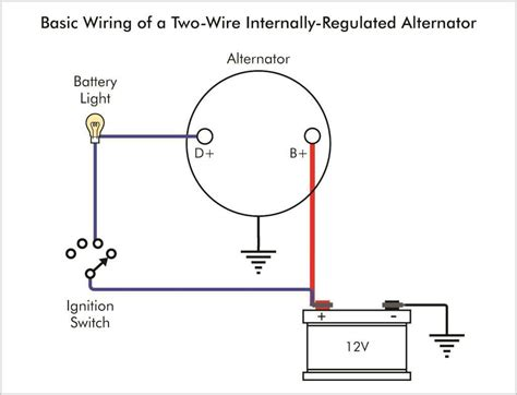 delco remy alternator wiring diagram how to adapt inside 3