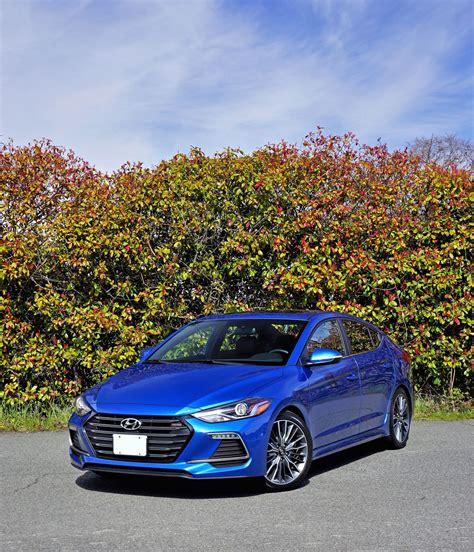 2017 Hyundai Elantra Sport Road Test   The Car Magazine