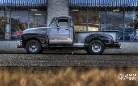 Old Vintage Ford Truck, Ford Trucks Wallpaper Free
