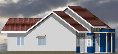 model rumah minimalis type  tingkat  lantai