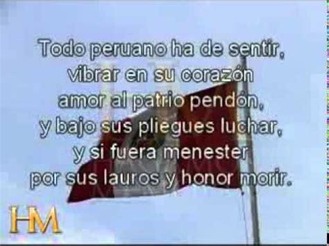 7 de junio d 237 a la bandera peruana youtube