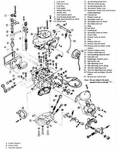 Nissan 1400 Carburetor Diagram  5