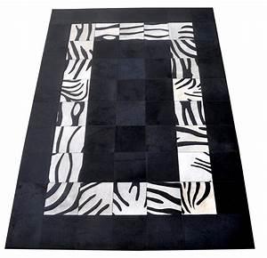 Tapis Peau De Vache Conforama : tapis peau de vache naturelle pas cher grand tapis salon ~ Dailycaller-alerts.com Idées de Décoration