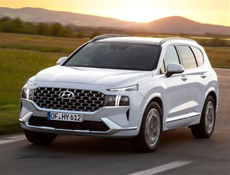Новый hyundai santa fe 2021 оставил без шансов киа соренто и шкода кодиак ! Hyundai Santa Fe 2021 Model Unveiled With Applause - Automacha