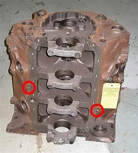 Coolant Plugs - Location On Engine Block    4 3l  U0026 39 97 - Blazer Forum