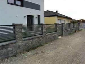 Mauer Zaun Kombination : ideen thread gartenmauer zaun forum auf ~ Eleganceandgraceweddings.com Haus und Dekorationen