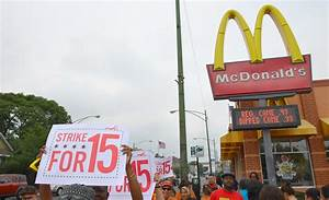 Former McDonald's CEO Credits His Success On Lower Wages ...