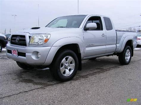 2005 Tacoma Prerunner by 2005 Silver Streak Mica Toyota Tacoma Prerunner Trd Access