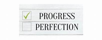 Perfection Progress Strive Improvement Ie Jan Let