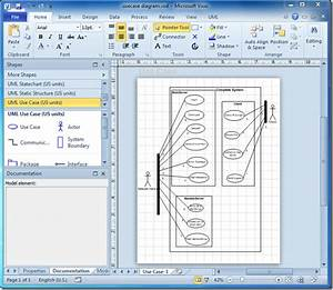 Remove Personal Information From Visio 2010 Diagram