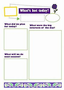 29 best images about eylf on pinterest photo displays With early years learning framework planning templates