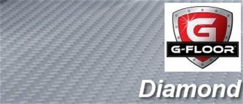 G Floor Diamond Tread Pattern Vinyl Flooring   Garage