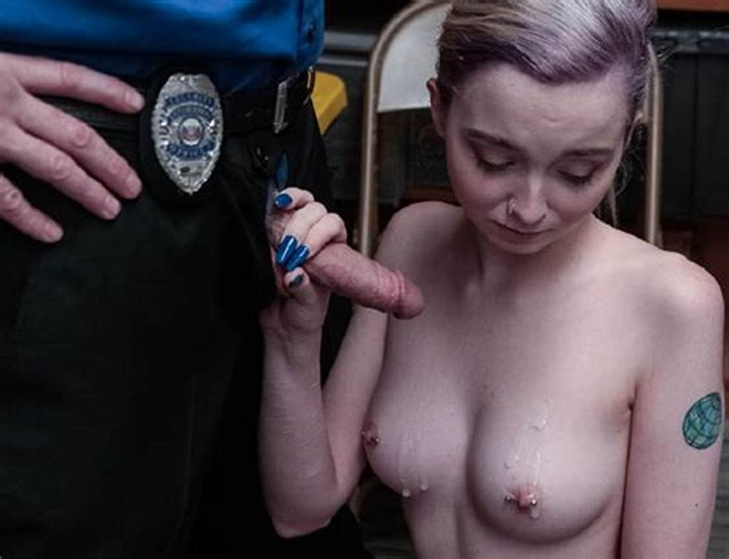 #Officer #Pounded #Teen #Suspects #Pussy #In #Many #Ways #And #Cums