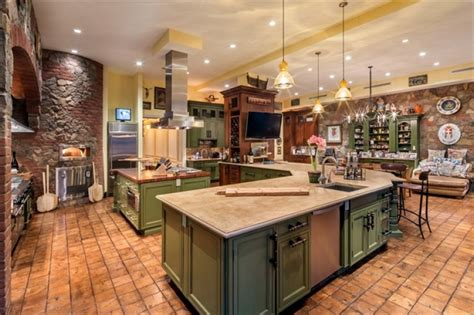 green kitchen east side stunning east side townhouse for at 98 million 6942