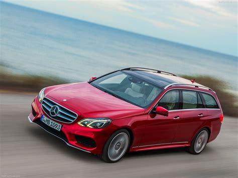 Mercedes Benz E Class Estate Photos Photogallery With