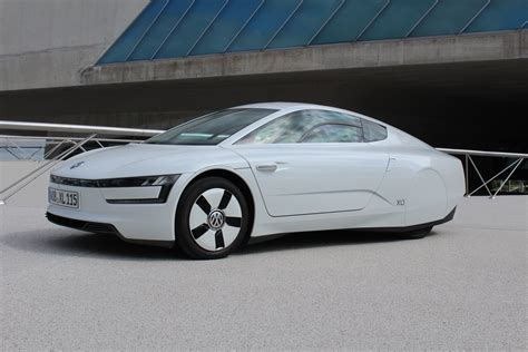 Volkswagen Xl1 Sports :  Ducati-powered Xl1 In The Works
